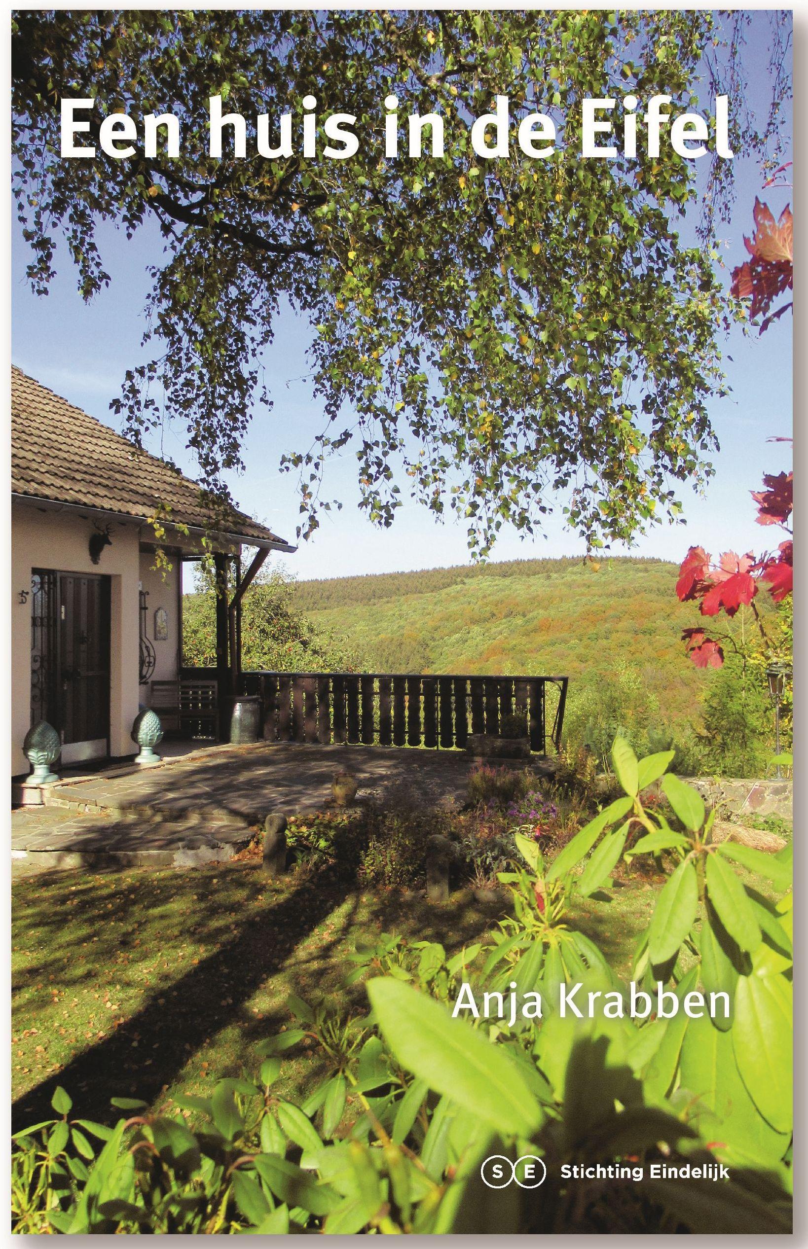 De omslag van het boek Een Huis in de Eifel